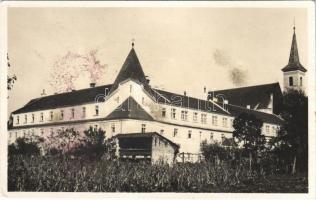 Malacka, Malatzka, Malacky; kolostor / Kloster / monastery. photo (fl)