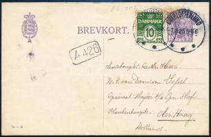 Dánia 1925