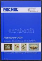 MICHEL Európa - Alpok katalógus 2020 (E1), új állapotban