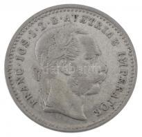 Ausztria 1872. 10kr Ag Ferenc József T:2- Austria 1872. 10 Kreuzer Ag Franz Joseph C:VF Krause KM#2206