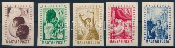 1949 VIT vágott sor (**25.000)