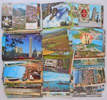kb. 150 db MODERN külföldi város képeslap / Cca. 150 modern town-view postcards from all over the world