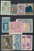 16 db ausztriai levélzáró