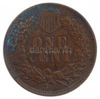 Amerikai Egyesült Államok 1906. 1c Br T:2 USA 1906. 1 Cent Br C:XF