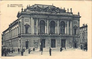 Montpellier, Le Théatre Yano (EK)