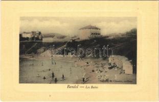 Bandol, Les Bains / beach
