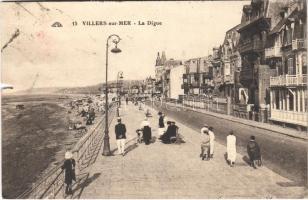 Villers-sur-Mer, La Digue / street (EK)