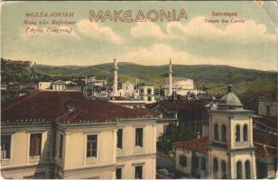 Thessaloniki, Saloniki, Salonica, Salonique; Makedonia, Temple des Cavirs (EK)