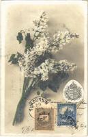 1906 Flowers (EK)