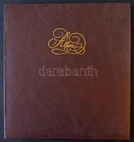 Fotóalbum 45 db 2 oldalas A/4 lappal