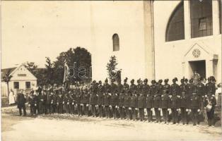 Osztrák-magyar csendőrök / Austro-Hungarian K.u.K. Gendarmerie. H. Schuhmann photo