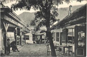 Ada Kaleh, török bazár / Turkish bazaar shop