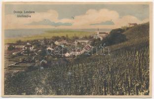 1923 Alsólendva, Lendva, Dolnja Lendava; szőlőhegy / vineyards (r)