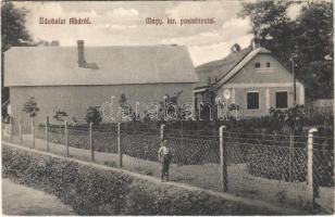 1911 Aba, Magy. kir. postahivatal