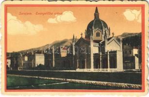 Sarajevo, Evangelicka crkva / Lutheran church