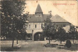 Palicsfürdő, Palic; fürdő / spa (Rb)