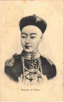 Emperor of China: Guangxu Emperor