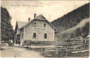 Altenberg an der Rax, Altenberg bei Mürzzuschlag (Steiermark); Gemischtwarenhandlung / general store (EB)