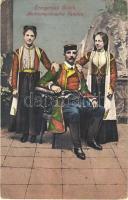 Crnogorska Obitelj / Montenegrinische Familia / Montenegrin folklore (EK)