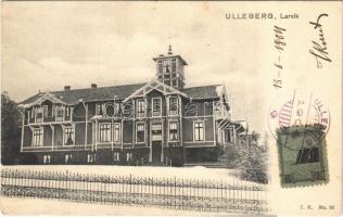 1904 Larvik, Ulleberg / castle