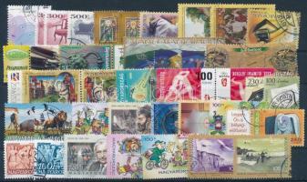 2006-2010 73 db bélyeg, közte sorok (22.500)