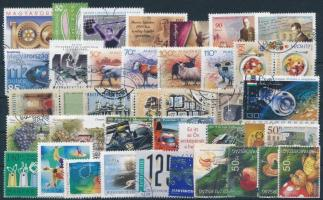 2005 48 db klf. bélyeg, közte sorokkal + 1 kisív (12.130)