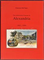 Das istalienische Postamt in Alexandria 1863-1884 német nyelvű katalógus