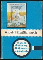 Milassin Béla (szerk.): Ötnyelvű filatéliai szótár (1982)