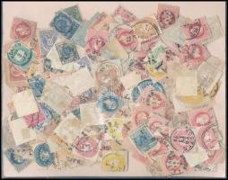 Több száz klasszikus bélyeg magyar és osztrák lebélyegzésekkel