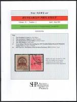 The News of the Hungarian Philately 52. évf. 2 száma