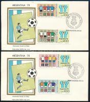 Argentína 1978 (2 db)
