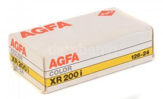 Agfa használatlan filmtekercs eredeti dobozában