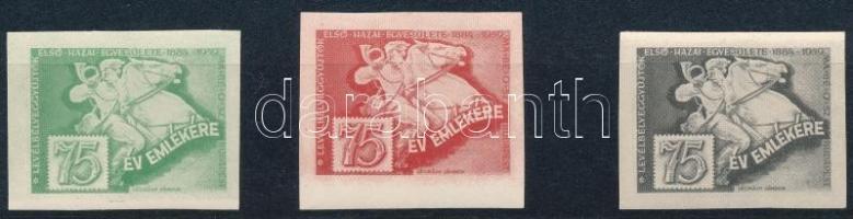 1959 75 éves a LEHE levélzáró vágott sor