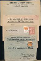 1915-1969 7 db levél