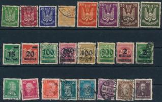 Deutsches Reich 24 régi bélyeg