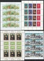 1967-1995 6 db kisív (32.500) (apró hibák)
