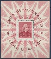 1934 LEHE blokk (35.000)