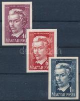 1949 Petőfi Sándor II. vágott sor (8.000)