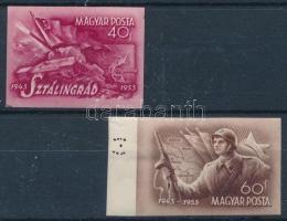 1953 Sztálingrád vágott sor (9.000)