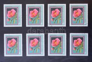 1916-2002 Kb. 500 db sor (másodpéldányokkal), + 336 db bélyeg A/5-ös lapokra ragasztva, szépen rendezve, 2 db iratlefűzőben, dobozban (~138.000)