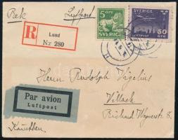 Svédország 1930