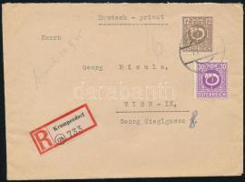 Ausztria 1945