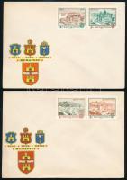 Néhány száz darab norvég bélyeg + 28 db FDC + 2 db bélyegzés nélküli FDC