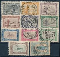 Portugália 1895 Sor 11 értéke (Mi EUR 312,-)