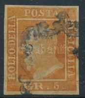 Olasz államok - Szicília 1859 Mi 4