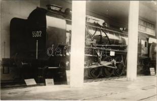 Chemins de fer Belges / Belgian railway, train. photo