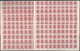 1941 Barnaportó II. sor 50 darabos félívekben (50.000)