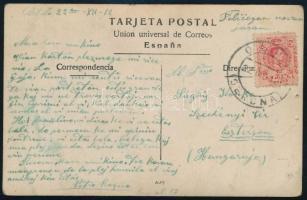 Spanyolország 1912