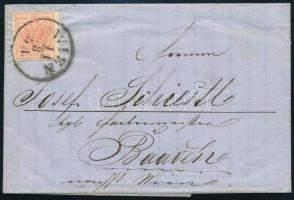 Ausztria 1857