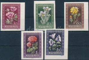 1950 Virág I. vágott sor (** 18.000)